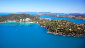 Australia Excursion: Hamilton Island