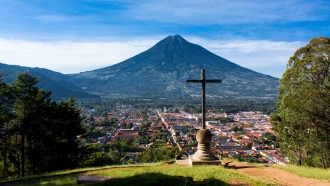 Enchanting Guatemala Honeymoon
