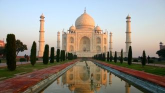 India's Golden Triangle Highlights
