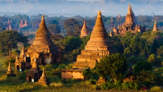 Off the Beaten Path Myanmar