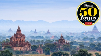 Myanmar & Southern China: Places Unexplored