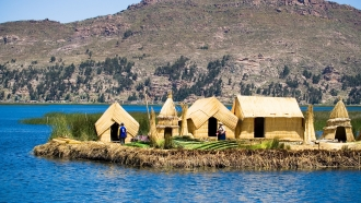 Adventure to Machu Picchu & Lake Titicaca