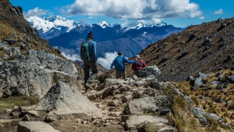 Short Inca Trail & Lares Weavers Way Trek