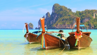 Phuket Beaches & Khao Sok Rainforest Explorer