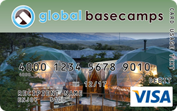 Referral Visa Card