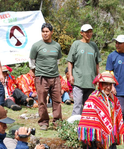 Peru Tree Planting