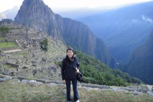 The Inca Trail Hiking Trip to Machu Picchu, P