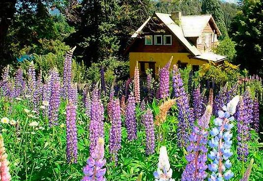 Posada Los Juncos Patagonian Lake House