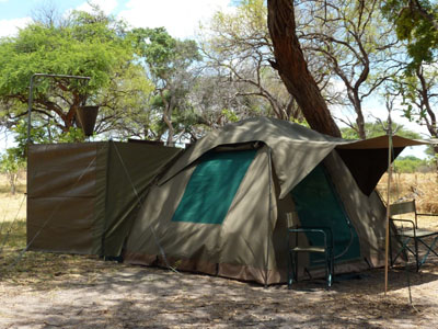 Bush Ways Mobile Safari Camp