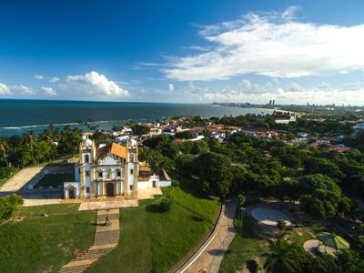 Olinda - Recife - Fernando de Noronha