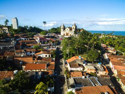 Paraty - Rio de Janeiro - Recife - Olinda