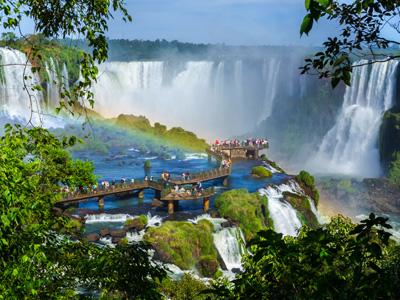 Rio de Janeiro - Foz do Iguacu