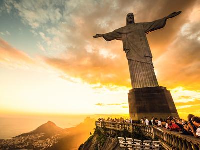 Rio de Janeiro Arrival