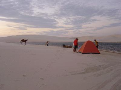 Lencois Maranhenses Trekking Tent