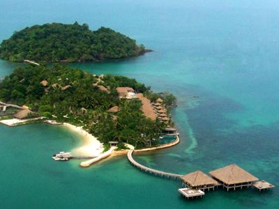 Song Saa Island - Sihanoukville Departure