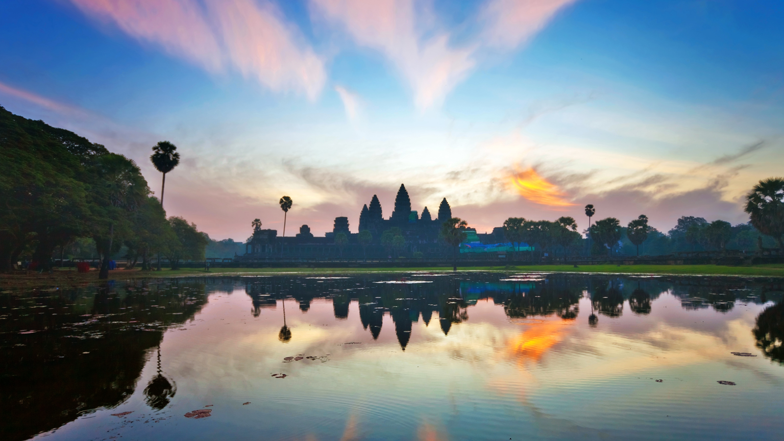 Thailand and Cambodia Heritage Explorer