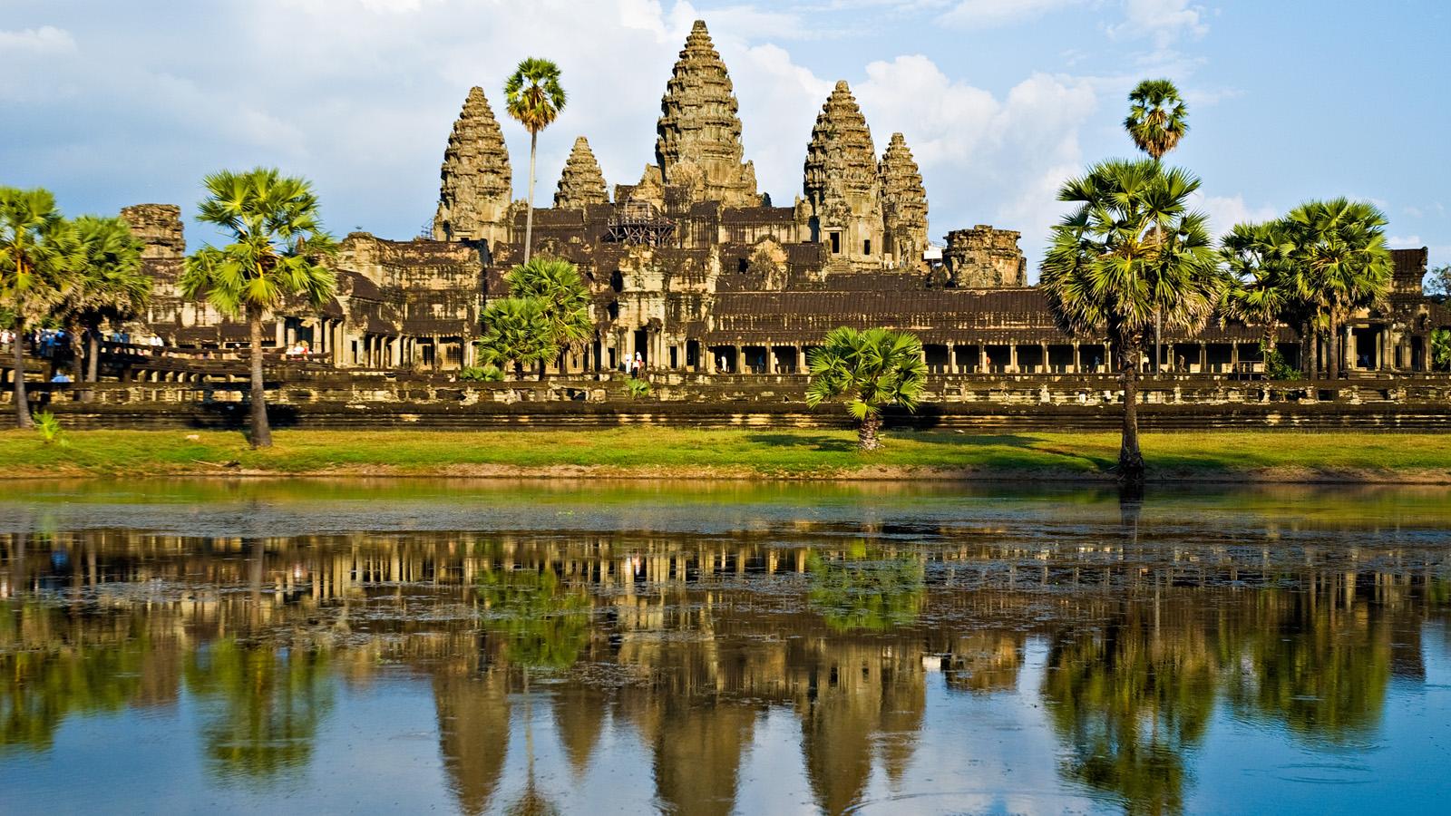 Tours to Cambodia