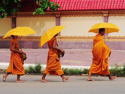Ho Chi Minh City - Siem Reap