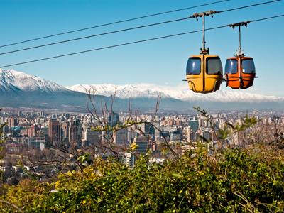 Torres del Paine - Punta Arenas - Santiago