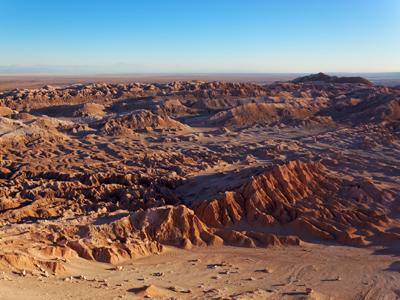 Atacama Arrival