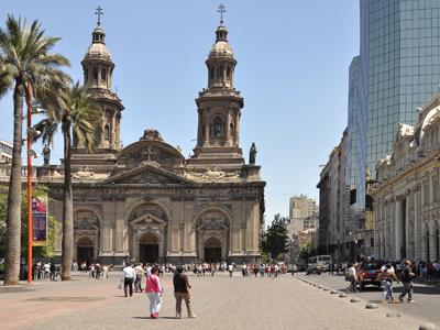 Santiago Arrival