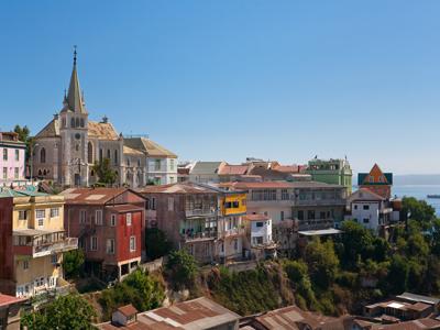Santiago - Valparaiso