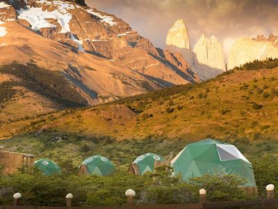 Punta Arenas Arrival - Torres Del Paine