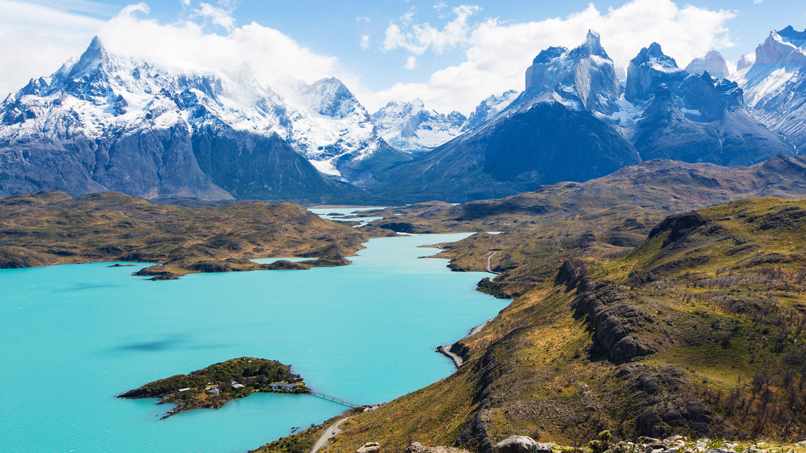 Patagonia Torres del Paine Expedition