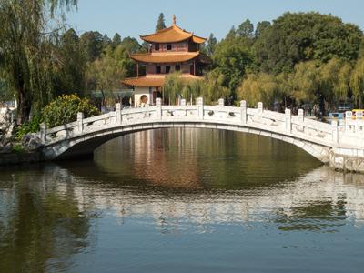 Kunming Arrival