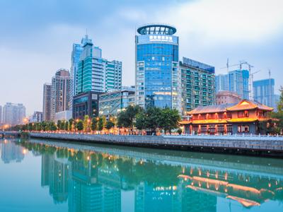 Chengdu Arrival