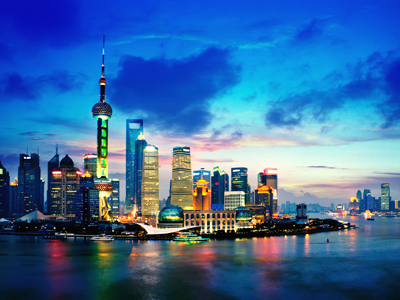 Chengdu - Shanghai
