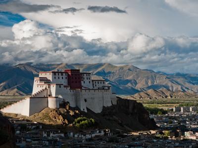 Lhasa - Shigatse