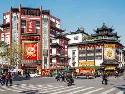 Yangshuo - Shanghai