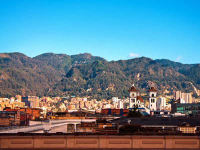 Bogota Arrival