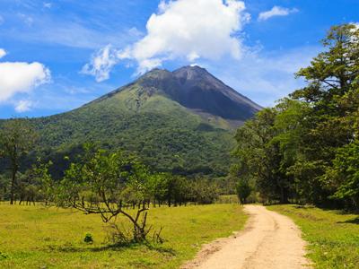 San Jose - Arenal Volcano National Park