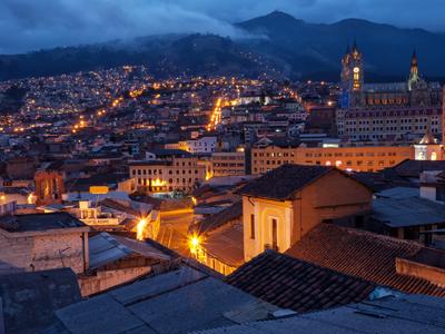 Quito Arrival