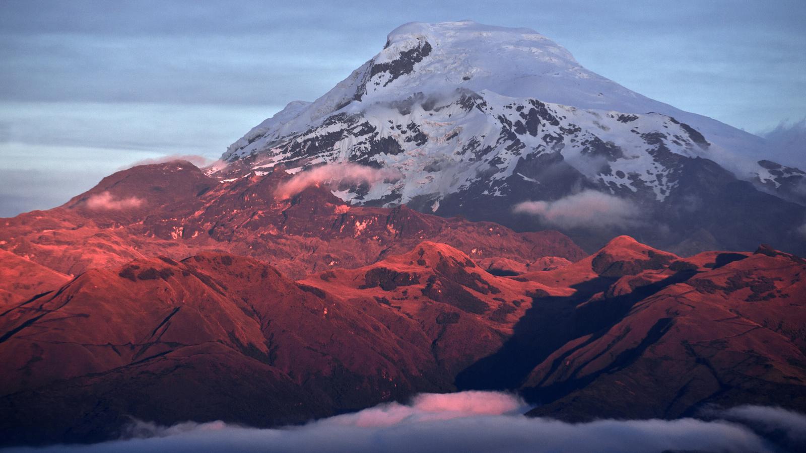 Unique Ecuador: Huaorani, Cotopaxi & More
