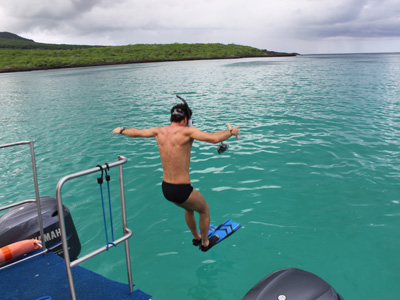 Isabela Island & Fernandina Island
