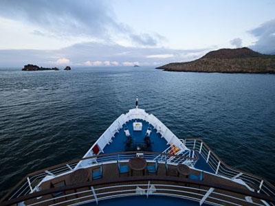 Baltra Island & North Seymour Island