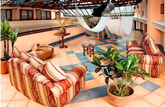 Hotel Patio Andulaz