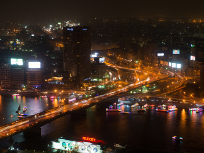 Cairo Arrival
