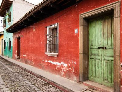 Guatemala City Arrival - Antigua