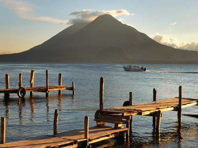 Antigua - Lake Atitlan