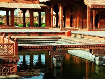Agra - Ranthambhore
