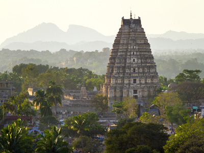 Hampi - Bangalore