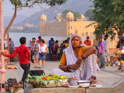 Ranthambhore - Jaipur