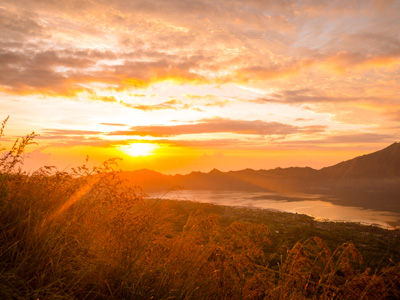 Ubud - Mount Batur