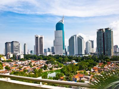 Jakarta Arrival