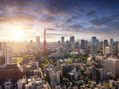 Arrive Tokyo