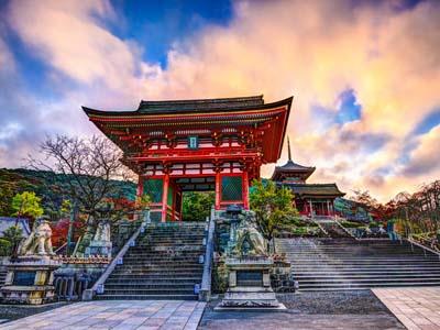 Tsumago - Nagiso - Kyoto